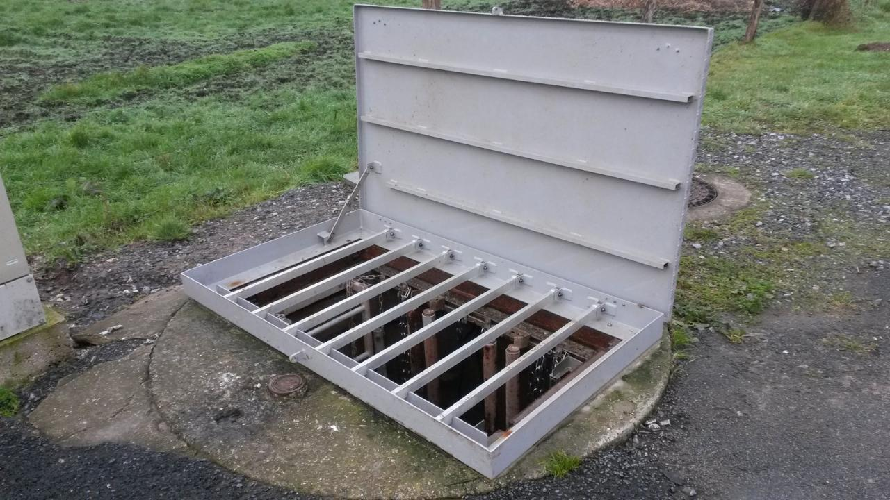 Trappe Aluminium