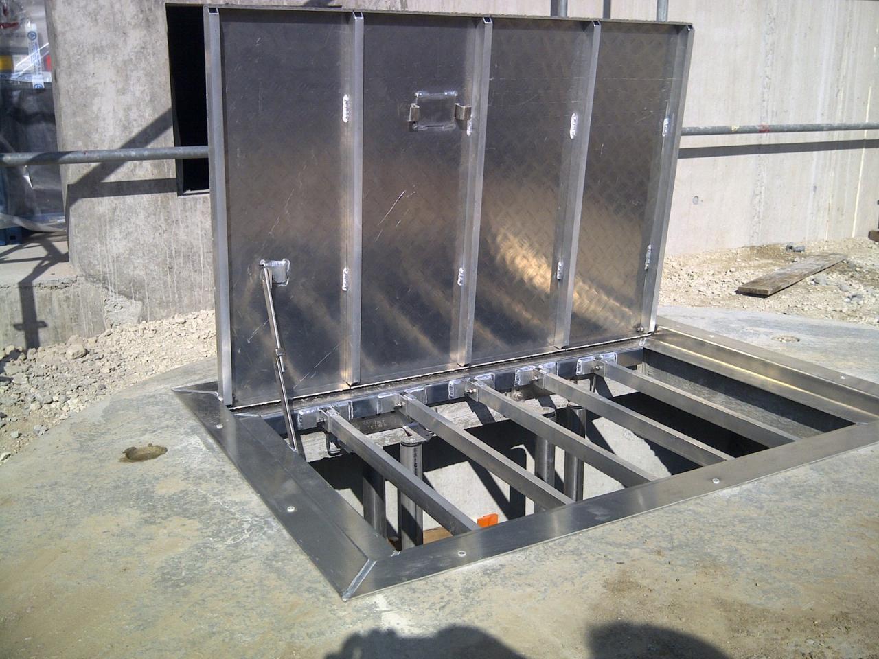 trappe aluminium. Black Bedroom Furniture Sets. Home Design Ideas